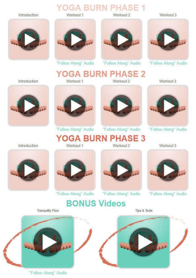 yoga-burn-videos