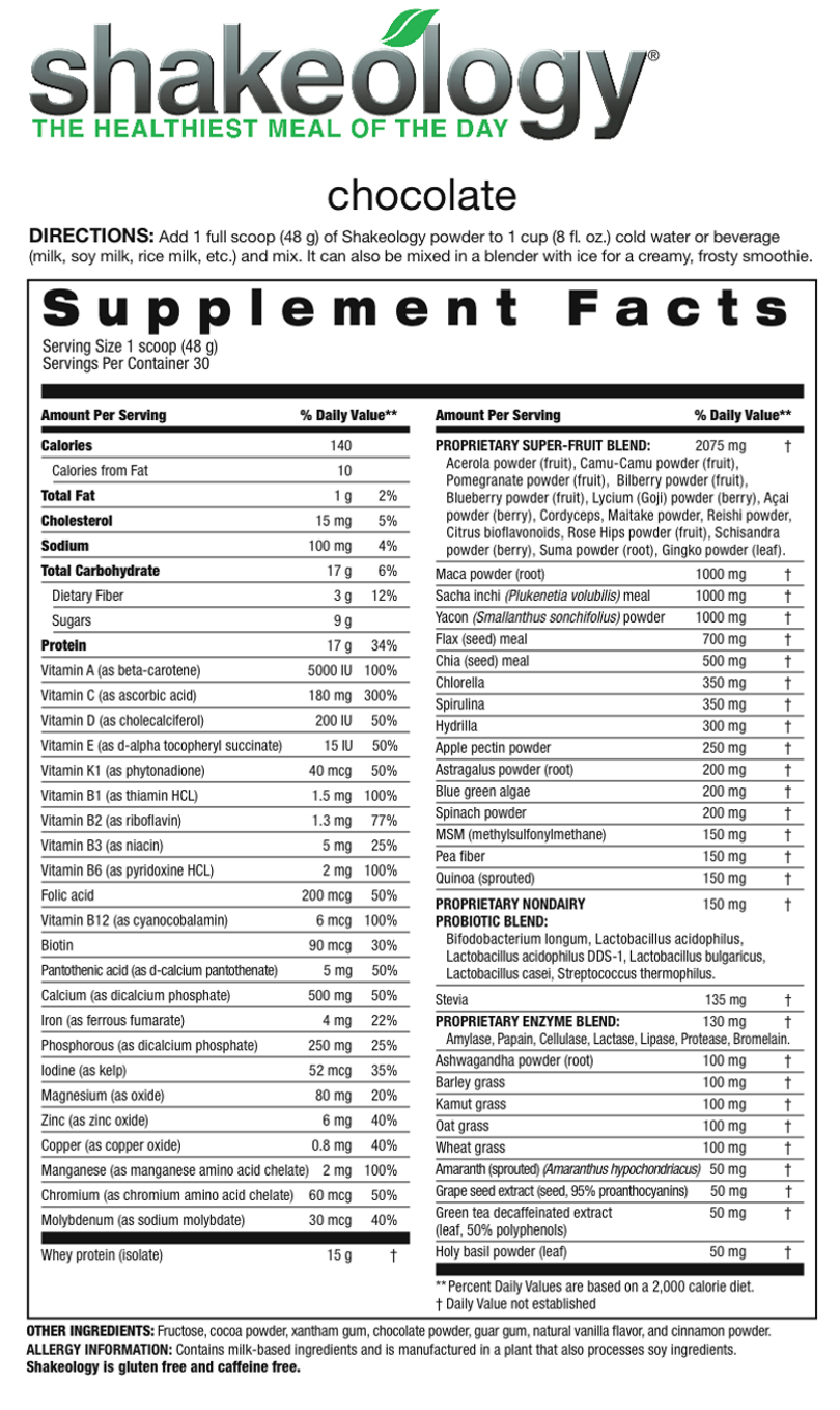 Shakeology-ingredients-label