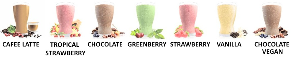 7-shakeology-flavors