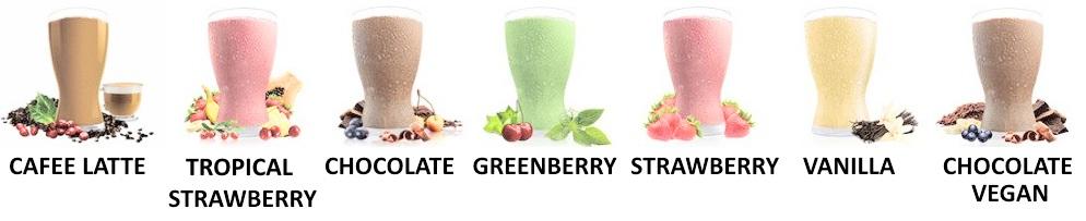 7-shakeology-flavors