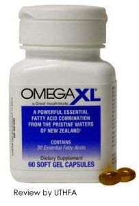 omega xl original bottle
